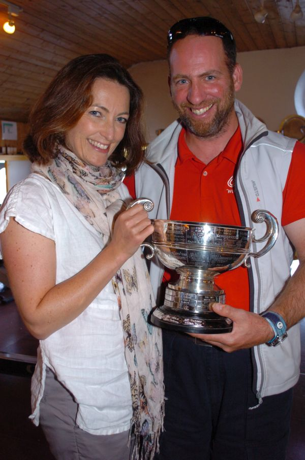 debbie and sean cochrane win championship