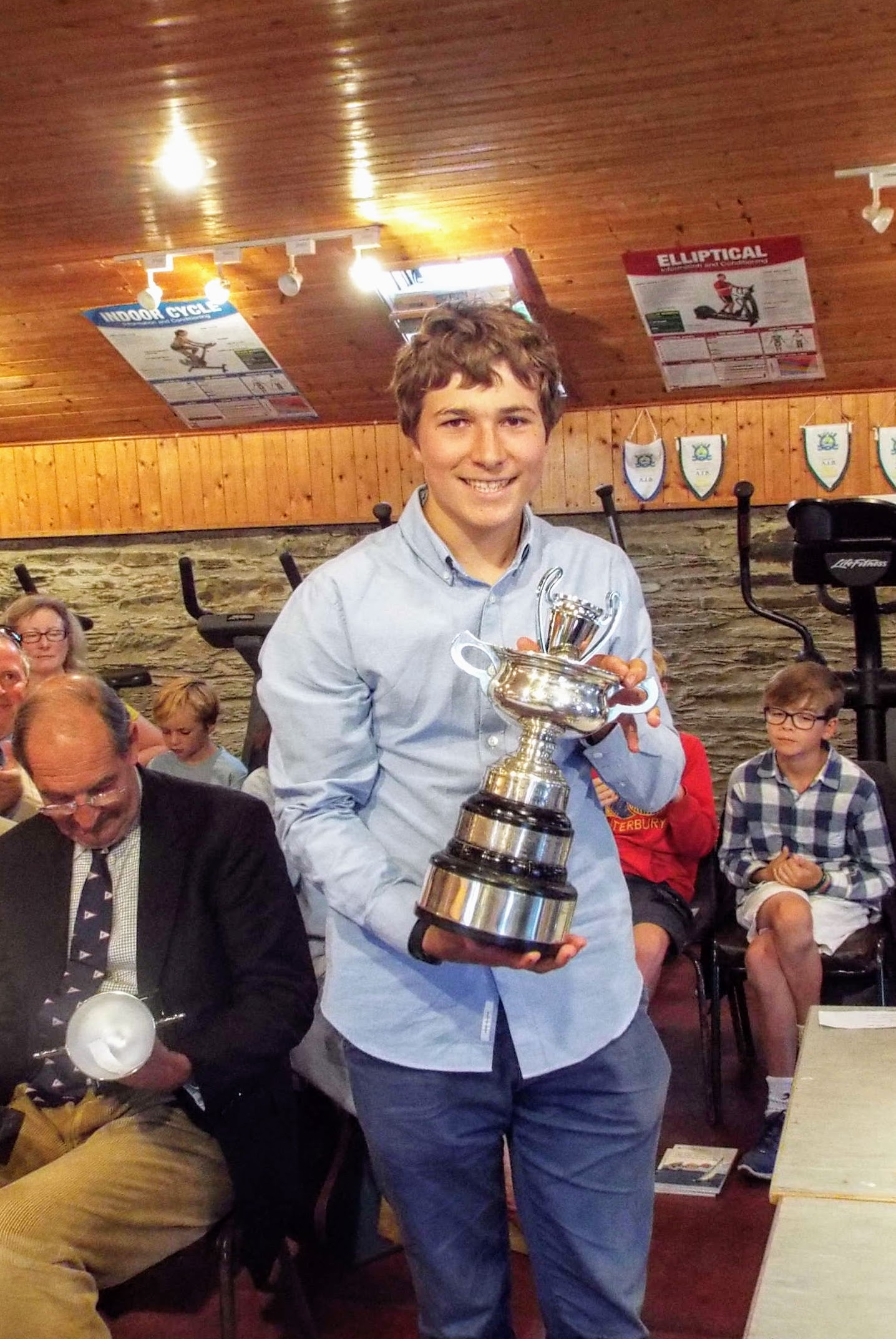 SCSC 2018 -  Fionn Ferreira: Winnner of the Championship Ettes Class, the Maritime Cup and 3rd Overall in the championship