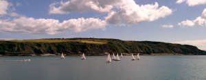 Start of Single-Handed Race One - Wednesday August 13th, 2014
