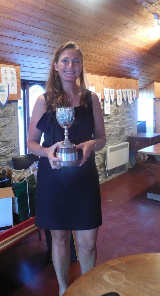 Emma Bunting - Winner of the Wallis Cup