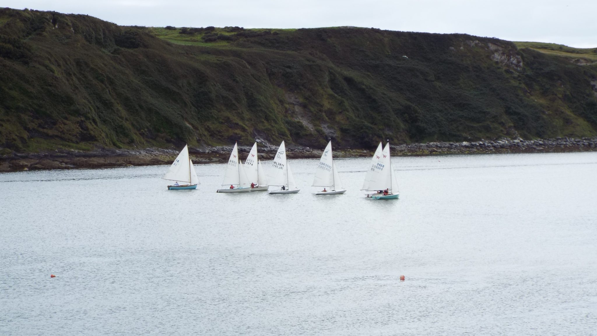 Result: SCSC 2016 – Two Singlehanded Races – Tuesday August 9