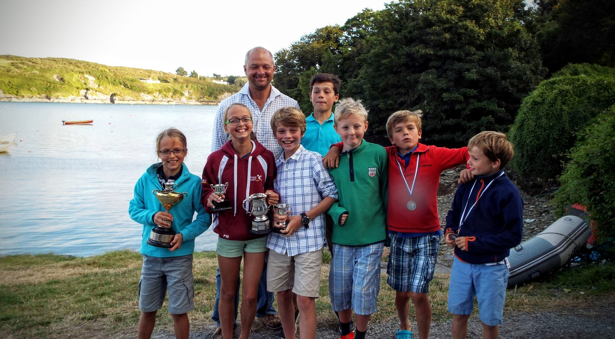 SCSC 2016 Award Winners