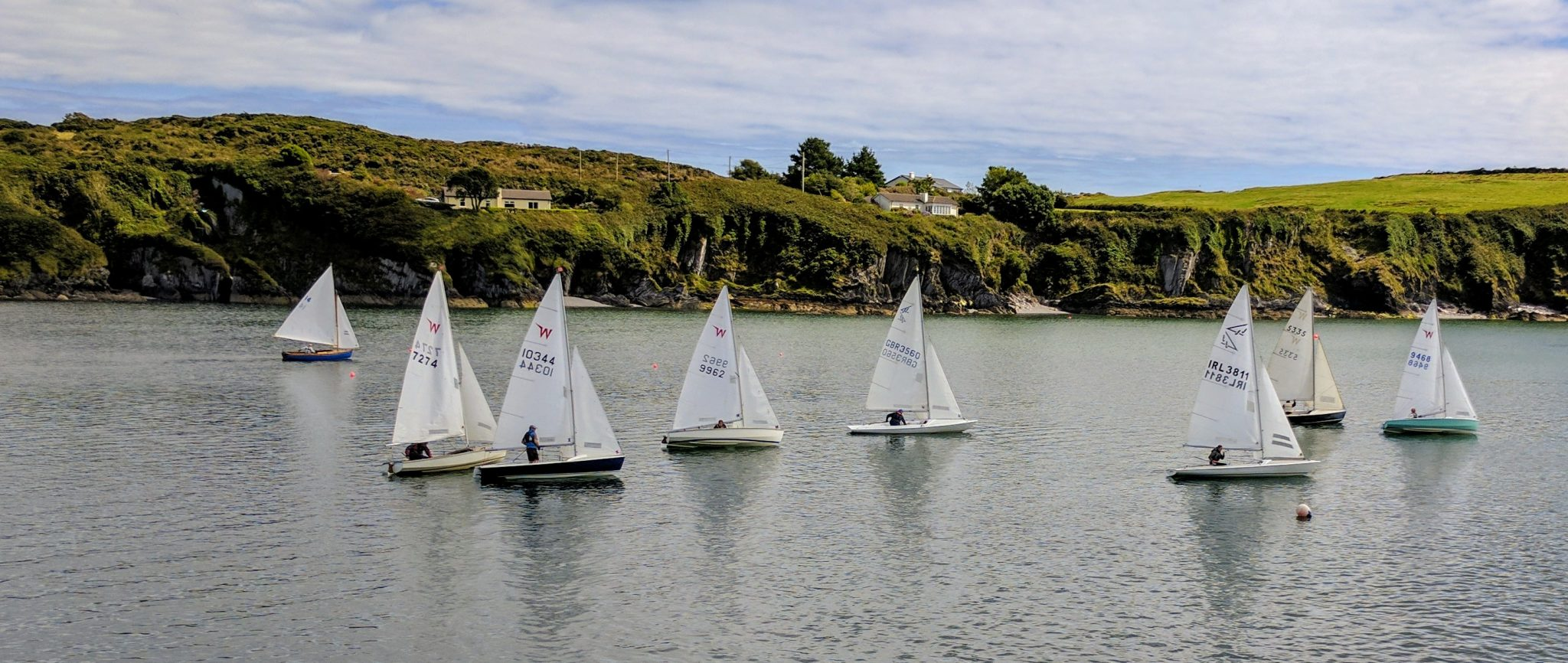 Result: SCSC 2017 – Single-Handed Races 1 & 2 – Monday August 7th