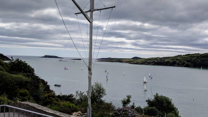 SCSC 2018 – Result: Ocean Race to Glandore