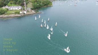 SCSC 2018 – Video: Champ Race 3 Start – from the air – August 8