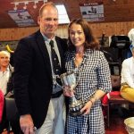 SCSC 2019 Sean and Debbie Cochrane winners of the Maritime Cup
