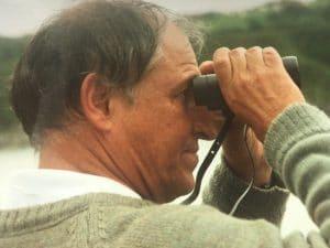 Roger Pisani binoculars